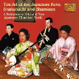 Art of the Japanese Koto, Shakuhachi and Shamisen, Yamato Ensemble
